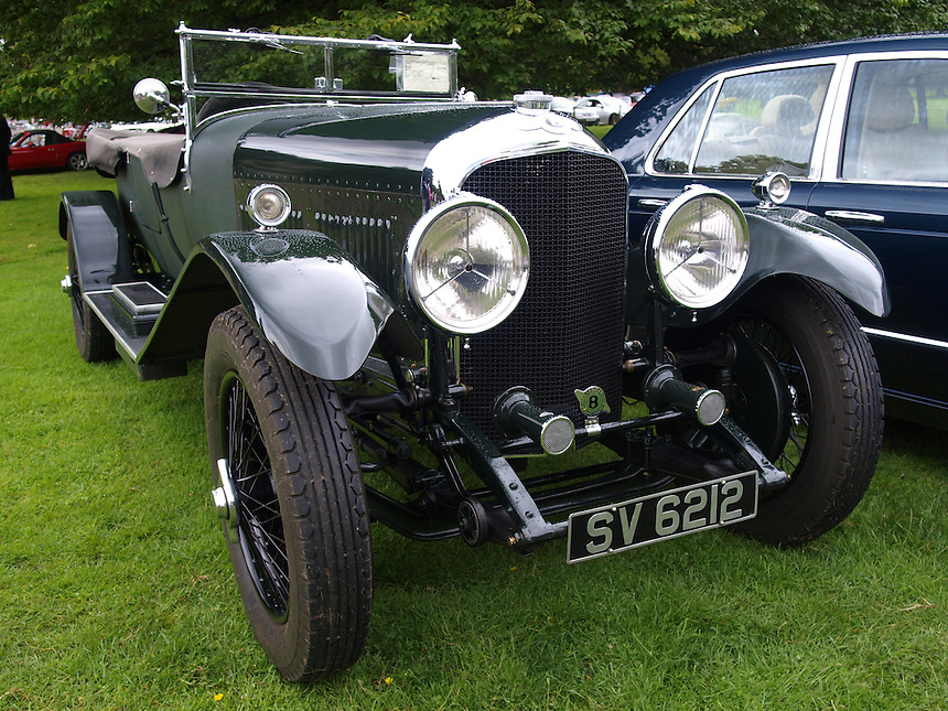 Bentley Open Sports Tourer