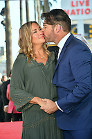 LOS ANGELES, CA. October 24, 2019: Jill Goodacre & Harry Connick Jr. at the Hollywood Walk of Fame Star Ceremony honoring Harry Connick Jr.<br /> Pictures: Paul Smith/Featureflash