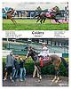 Caldera winning at Delaware Park on 9/28/16
