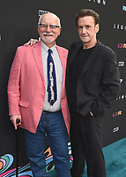 "LOS ANGELES - JUNE 13:  Marvel Character Co-Creators Chris Claremont and Bill Sienkiewicz attend the Season 3 Los Angeles Premiere Event for FX's ""Legion"" at Arclight Hollywood on June 13, 2019 in Los Angeles, California. (Photo by Frank Micelotta/FX/PictureGroup)"