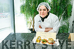 Apprentice Chef final at  IT Tralee on Thursday. Pictured Tara Riordan, Colaiste Na Sceilge, Cahersiveen