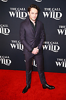 HOLLYWOOD, CA - FEBRUARY 13; Colin Woodell at The Call Of The Wild World Premiere on February 13, 2020 at El Capitan Theater in Hollywood, California. Credit: Tony Forte/MediaPunch