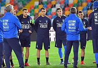 2019/03/22 Primo allenamento Europeo 2020. Italia - Finlandia . © Foto Petrussi