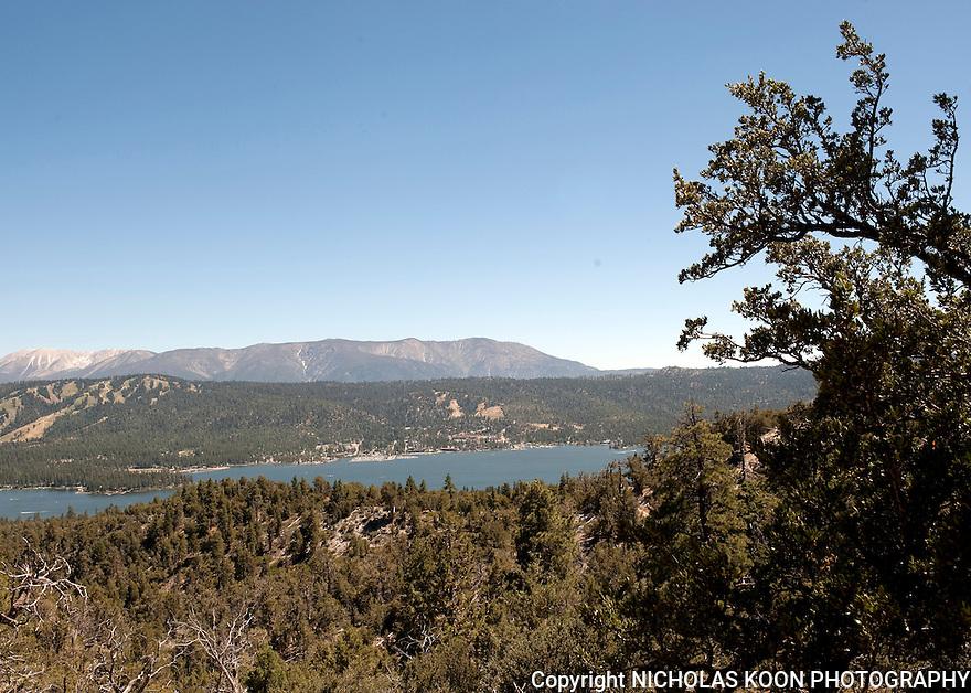 Big Bear Lake - 2011