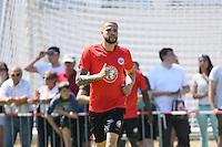01.07.2015: Eintracht Frankfurt Trainingsauftakt