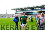 David Moran, Kerry celebrates after the All Ireland Senior Football Semi Final between Kerry and Tyrone at Croke Park, Dublin on Sunday.