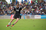 Marty McKenzie. Maori All Blacks vs. Fiji. Suva. MAB's won 27-26. July 11, 2015. Photo: Marc Weakley