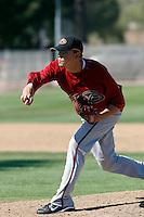Justin Mace - Arizona Diamondbacks - 2009 spring training.Photo by:  Bill Mitchell/Four Seam Images
