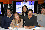 "Days of our Lives cast - James Scott, Crystal Chappell, Kristian Alfonso  and Galen Gering at a book signing for ""Days Of Our Lives: A celebration in Photos - 45 years"" on February 25, 2011 at the NBC Experience Store, Rockefeller Center, New York City, New York. (Photo by Sue Coflin/Max Photos)"