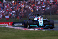 #63 George Russell Williams Racing Mercedes. Hungarian GP, Budapest 2-4 August 2019<br /> Budapest 03/08/2019 GP Hungary <br /> Formula 1 Championship 2019 Race  <br /> Photo Federico Basile / Insidefoto