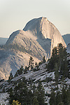 Half Dome from Olmstead Point, Yosemite-Tioga Pass Highway