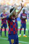 Presentation 1st team FC Barcelona 2019/2020.