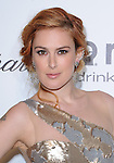 Rumer Willis attends the 2014 Elton John AIDS Foundation Academy Awards Viewing Party in West Hollyood, California on March 02,2014                                                                               © 2014 Hollywood Press Agency