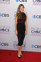 LOS ANGELES, CA - JANUARY 09: Tracy Spiridakos at the 39th Annual People's Choice Awards at Nokia Theatre L.A. Live on January 9, 2013 in Los Angeles, California. Credit: mpi21/MediaPunch Inc. /NORTEPHOTO