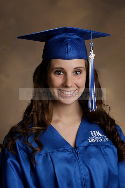 Wilkerson, Jessica photographed during the Feb/Mar, 2013, Grad Salute in Lexington, Ky.