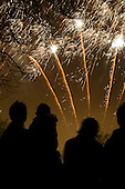 Queen's Park Gardens annual firework display.