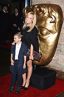 Emma Bunton and son Beau arrives for the Children's BAFTA Awards 2014 at The Roundhouse, Camden, London, London. 23/11/2014 Picture by: Steve Vas / Featureflash