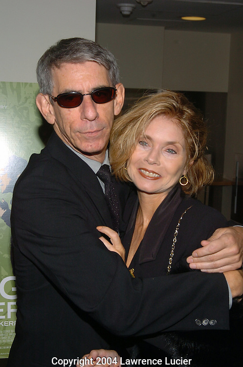 Richard Belzer and wife