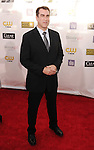 SANTA MONICA, CA - JANUARY 10: Rob Riggle arrives at the 18th Annual Critics' Choice Movie Awards at The Barker Hanger on January 10, 2013 in Santa Monica, California.