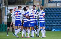 Reading U21 v Everton U21 - PL U21 League - 09.12.2015