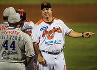 Cornelio Garcia durante el d&iacute;a de apertura de la temporada de beisbol de la Liga Mexicana del Pacifico 2017 2018 con el partido entre Naranjeros vs Yaquis. 11 octubre2017 . <br /> (Foto: Luis Gutierrez /NortePhoto.com)