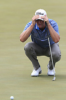 Steve Stricker (USA) on the 5th green during Saturday's Round 3 of the 117th U.S. Open Championship 2017 held at Erin Hills, Erin, Wisconsin, USA. 17th June 2017.<br /> Picture: Eoin Clarke | Golffile<br /> <br /> <br /> All photos usage must carry mandatory copyright credit (&copy; Golffile | Eoin Clarke)