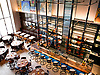 The Albert restaurant, inside the new Hotel EMC2 in Chicago, IL. Photo by Kevin J. Miyazaki/PLATE