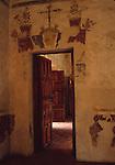 Doorway at Mission Concepcion