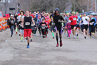 2014 Barnesville Park Rotary Lake 5K Trail Run/Walk 3-29-14