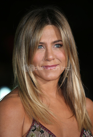 "Westwood, CA - DECEMBER 07: Jennifer Aniston, At Premiere Of Paramount Pictures' ""Office Christmas Party"" At Regency Village Theatre, California on December 07, 2016. Credit: Faye Sadou/MediaPunch"