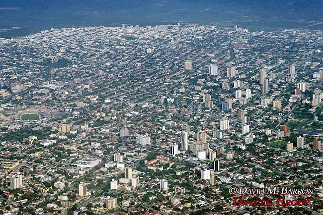 Bogota From Monserrate Hill