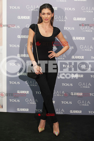 Ursula Tous poses for the photographers during TOUS presentation in Madrid, Spain. January 21, 2015. (ALTERPHOTOS/Victor Blanco) /NortePhoto<br />
