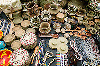 The marketplace at the Divisadero train stop lends to great food, souvenirs made by the indigenous Tarahumara people of north Mexico, and the best view Copper Canyon has to offer. ..PHOTOS/ MATT NAGER