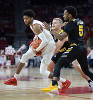 NWA Democrat-Gazette/ANDY SHUPE<br /> Arkansas and Northern Kentucky Saturday, Nov. 30, 2019, in Bud Walton Arena. Visit nwadg.com/photos to see more photographs from the game.