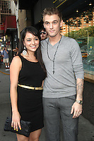 NEW YORK CITY,NY - August 08, 2012:  Aaron Carter at The Magnolia Pictures screening of 2 Days in New York at The Landmark Sunshine Cinema in New York City. &copy; RW/MediaPunchInc.. /Nortephoto.com<br />