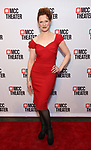 """Grace McLean attends the opening night performance after party for the MCC Theater's 'Alice By Heart' at Kenneth Cole's """"The Garage"""" on February 26, 2019 in New York City."""