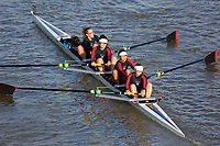 Crew: 371  GLT (B)  Godolphin & Latymer School (F Scavazza-Murphy)  W 4+ Jun Chall<br /> <br /> Fours Head of the River 2018<br /> <br /> To purchase this photo, or to see pricing information for Prints and Downloads, click the blue 'Add to Cart' button at the top-right of the page.