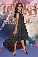 Mackenzie Foy<br /> 'The Nutcracker and the Four Realms' European Film Premiere at Westfield, London, England  on November 01,  2018.<br /> CAP/PL<br /> &copy;Phil Loftus/Capital Pictures<br /> 'The Nutcracker and the Four Realms' European Film Premiere at Westfield, London, England  on November 01,  2018.<br /> CAP/PL<br /> &copy;Phil Loftus/Capital Pictures