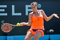 Netherlands, Rosmalen , June 11, 2015, Tennis, Topshelf Open, Autotron, Anastasia Pavlyuchenkova (RUS)<br /> Photo: Tennisimages/Henk Koster