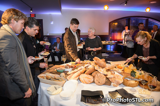 At Home magazine party 2013 at Cheshire in St. Louis, MO on Feb 25, 2013.