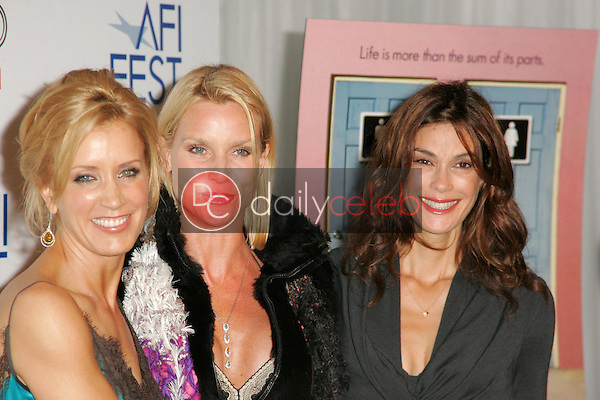 Felicity Huffman with Nicolette Sheridan and Teri Hatcher<br />at the AFI FEST 2005 Screening of &quot;Transamerica&quot;. Audi Pavilion, Hollywood, CA. 11-06-05<br />Dave Edwards/DailyCeleb.com 818-249-4998