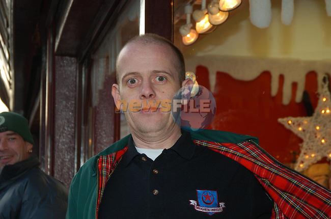 Kieran McGibbon Vox Pop.Picture Fran Caffrey Newsfile