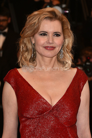 Geena Davis<br /> 'The Nice Guys' screening arrivals during the 69th International Cannes Film Festival, France May 15, 2016.<br /> CAP/PL<br /> &copy;Phil Loftus/Capital Pictures /MediaPunch ***NORTH AND SOUTH AMERICA ONLY***