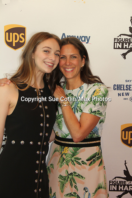 Ellen Lowey - Figure Skating in Harlem's Champions in Life (in its 21st year) Benefit Gala recognizing the medal-winning 2018 US Olympic Figure Skating Team on May 1, 2018 at Pier Sixty at Chelsea Piers, New York City, New York. (Photo by Sue Coflin/Max Photo)
