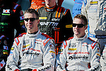 Matt Neal & Gordon Shedden - Honda Yuasa Racing Team