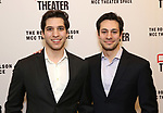 Jeff Kuperman and Rick Kuperman attends the opening night performance of the MCC Theater's 'Alice By Heart' at The Robert W. Wilson Theater Space on February 26, 2019 in New York City.