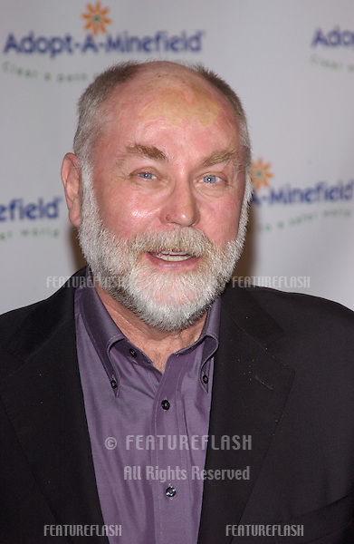Actor ROBERT DAVID HALL at the 4th Annual Adopt-A-Minefield Gala at the Century Plaza Hotel, Beverly Hills, California..October 15, 2004