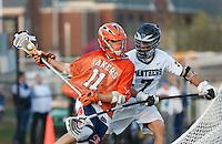 Mountain Lakes vs Bridgewater-Raritan boys lacrosse - 050215