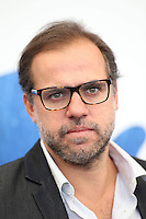 Marco Martins attends a photocall for 'Saint George' during the 73rd Venice Film Festival at on September 1, 2016 in Venice, Italy.<br /> CAP/GOL<br /> &copy;GOL/Capital Pictures /MediaPunch ***NORTH AND SOUTH AMERICAS ONLY***