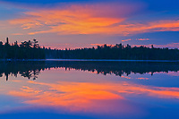 Lyons Lake at dawn<br />